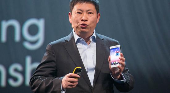 Richard Yu / Huawei