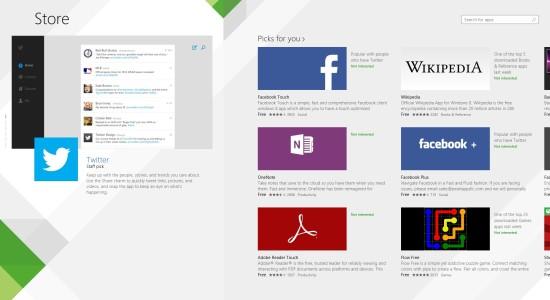 Windows Store 8.1